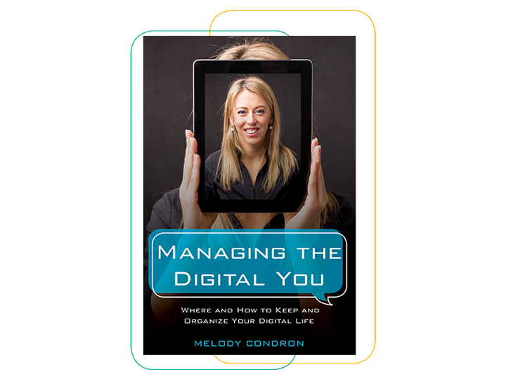 cover of the book Managing the Digital You by Melody Condron