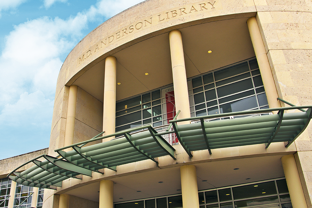 MD Anderson Library