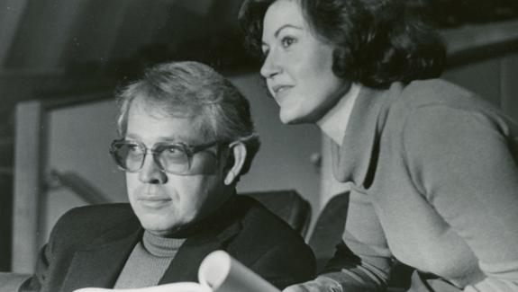 Founders Leonard Wagner & Pat Miller