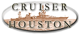 USS Houston Cruiser logo