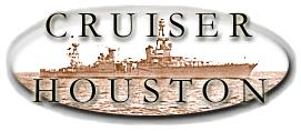 USS Houston Cruiser logo