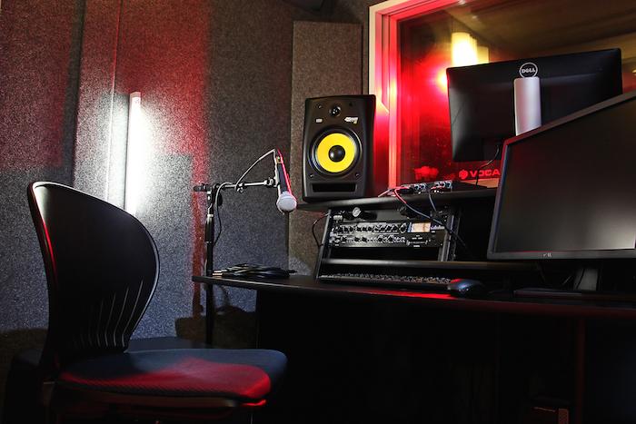 use of the multimedia studio