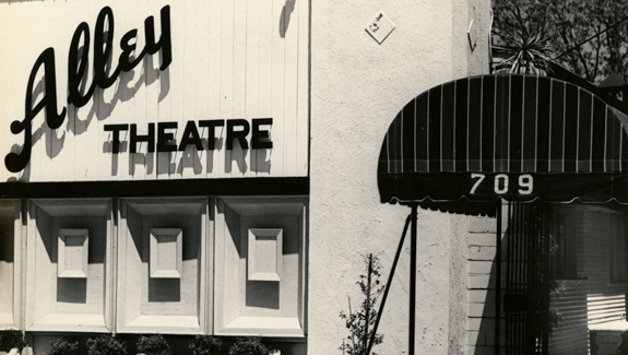 2nd theatre location, 709 Berry Avenue