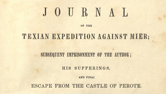 Journal of the Texian