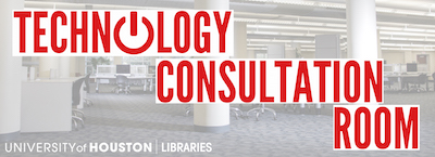 photo of Technology Consultation Room