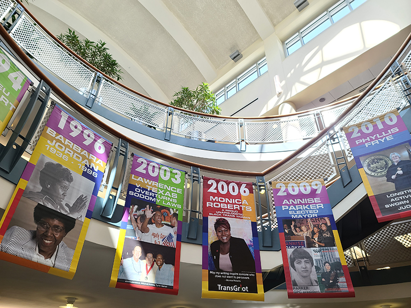 The Banner Project at UH Libraries
