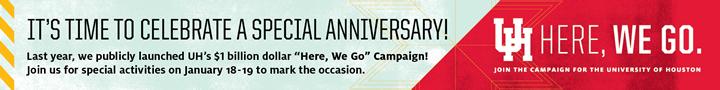 Here, We Go Campaign Anniversary Celebration