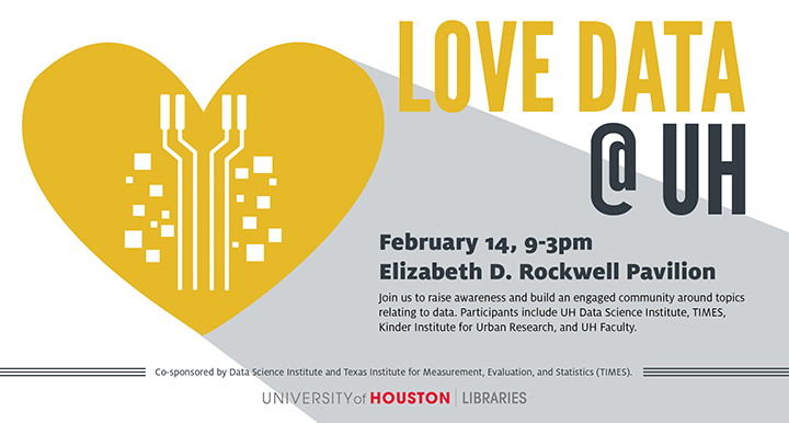 Register for the Love Data @ UH event