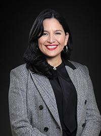 Dean of Libraries Athena N. Jackson
