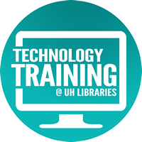 Technology Training at University of Houston Libraries