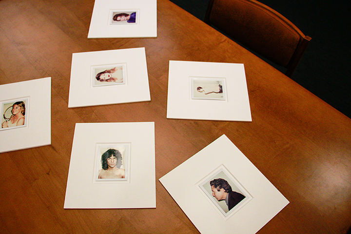 Andy Warhol Photographs are now available to the public in the UH Special Collections Reading Room.