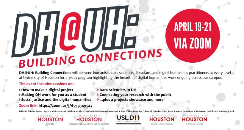 DH@UH: Building Connections