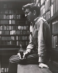 Larry McMurtry, undated