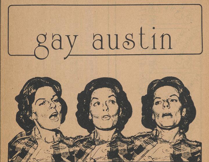 Gay Austin, Vol. 2, No. 8, May 1978